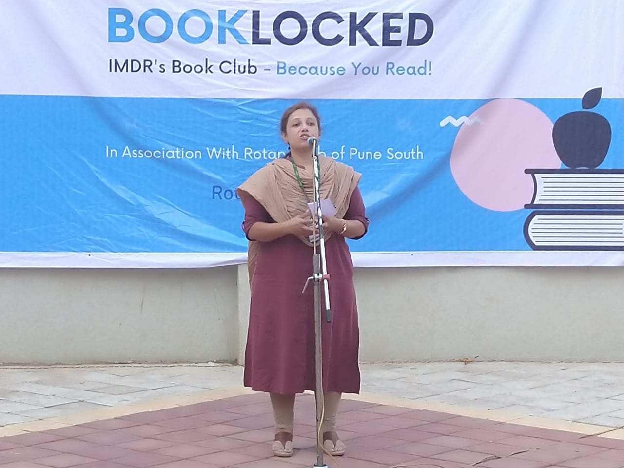 Booklocked